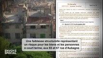 La mairie de Marseille avait-elle connaissance d'un rapport très inquiétant sur l'état des immeubles effondrés ?