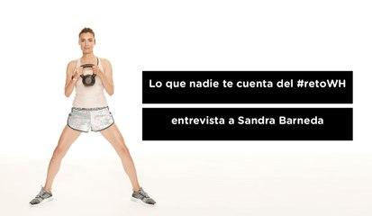 Lo que nadie te contó del reto de Sandra Barneda
