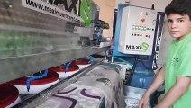 tam otomatik halı yıkama makinası, otomatik halı yıkama makinaları maxis