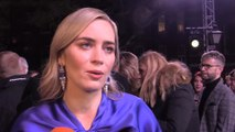 Emily Blunt decided not to watch 'Mary Poppins' before filming the sequel