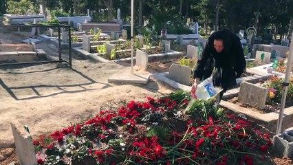Şehit Emniyet Müdürü Altuğ Verdi'nin baba evine taziye ziyaretleri sürüyor
