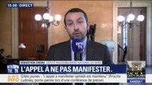 """Le député RN Sébastien Chenu assure que son parti """"va voter la censure"""" contre le gouvernement"""