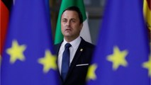 Luxembourg's Xavier Bettel Speaks About Brexit While In Belgium