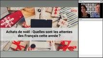 [Webinar] Achats de noël, quelles sont les attentes des français cette année - Proximis