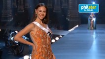 Miss Philippines Catriona Gray at the Miss Universe Preliminary Competition