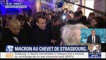 """Strasbourg: Laurent Nunez déclare que l'assaillant """"a probablement erré"""" entre mardi soir et jeudi soir"""