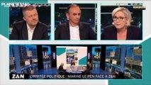 """Marine Le Pen invitée de """"Zemmour & Naulleau"""" sur Paris Première"""