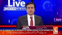 Moeed Pirzada Response On PTI's U-turn On PAC Chairmanship..