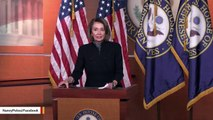 Pelosi Jabs Trump: 'Oval Office Is An Evidence-Free Zone'