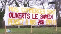Gilets jaunes : Les artisans perdent 30 à 60% de chiffres d'affaires - L'info du vrai du 13/12 - CANAL+