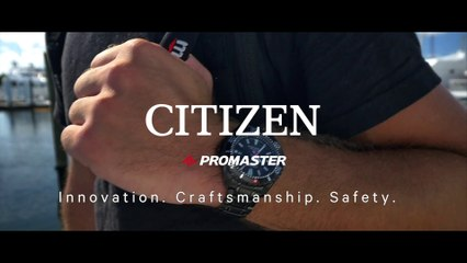 Citizen Promaster Promo