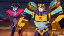 Transformers - Cyberverse - Saison 1, Episode 15 Le roi des dinosaures