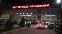 Mersin Kamyon, Yol Kenarındaki 2 Polis Aracına Çarptı 1 Polis Şehit, 2'si Polis 8 Yaralı - Yeniden