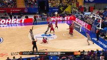CSKA Moscow - Khimki Moscow region Highlights | Turkish Airlines EuroLeague RS Round 12