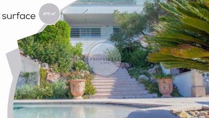 A vendre - Maison/villa - Sete (34200) - 6 pièces - 270m²