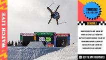 Day 1: 2018 Dew Tour Breckenridge – Women's Ski Slopestyle Final, Men's & Women's Snowboard Adaptive Presented by Toyota, Ski Team Challenge