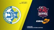 Maccabi FOX Tel Aviv - KIROLBET Baskonia Vitoria-Gasteiz Highlights   Turkish Airlines EuroLeague RS Round 12