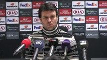Akhisarspor - Standard Liege maçının ardından - MANİSA