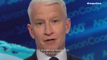 Anderson Cooper Dismantled Trump's Lies About Michael Cohen
