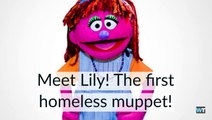 Sesame Street Introduces The First Homeless Muppet To The Family