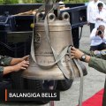 Church hits bid to put one Balangiga bell in National Museum
