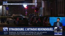 "Attaque de Strasbourg: une revendication ""opportuniste"" de Daesh"