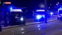 Traque à Strasbourg : des riverains confinés pendant plusieurs heures