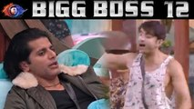 Bigg Boss 12: Karanvir Bohra & Rohit Suchanti abuse each other; Here's Why | FilmiBeat