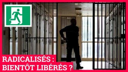 450 détenus radicalisés bientôt en liberté ?