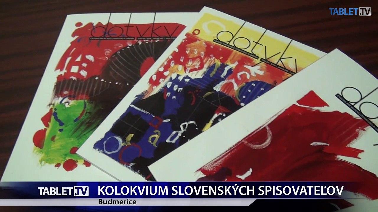 SSS oslávil výročia LT a Dotykov, známy je aj laureát Ceny Rudolfa Fabryho