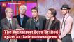 As Their Success Grew, The Backstreet Boys Grew Apart