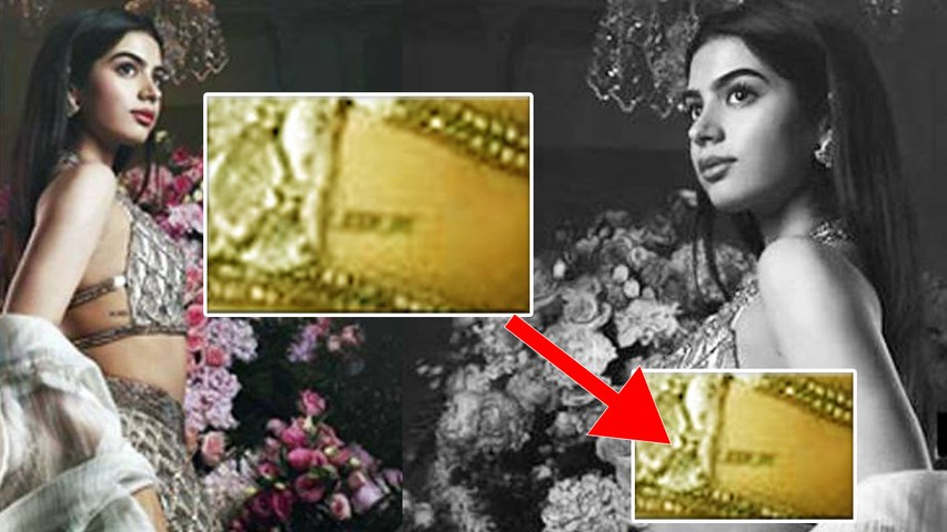 Khushi Kapoor के special tattoo का है Sridevi और Boney Kapoor से connection | Boldsky