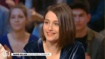 """Une de """"Lui"""" : pourquoi Marie Gillain s'est agacée dans """"Le Grand Journal"""""""