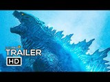 GODZILLA 2 Official Trailer #2 (2019) Millie Bobby Brown, King Of The Monsters Movie HD
