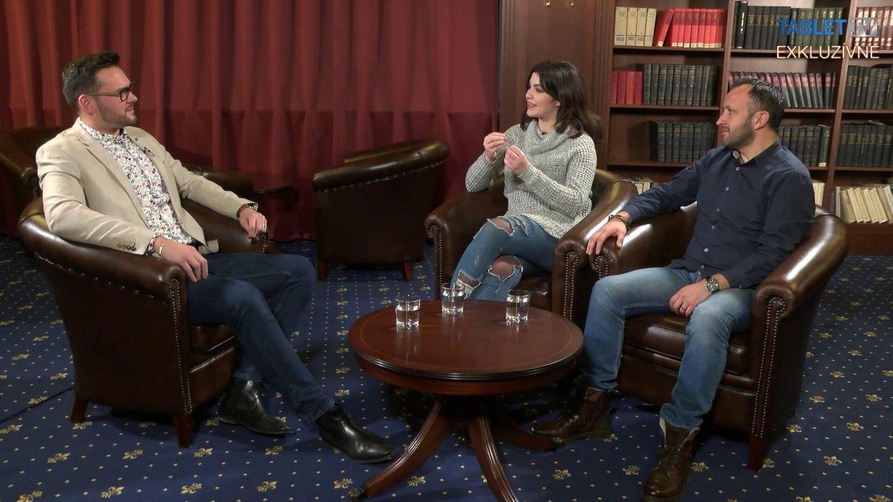 KANDRÁČ a BUCKINGHAM v Exkluzívne pre TABLET.TV: Nálepiek Onur a Šeherezáda sa nebojíme