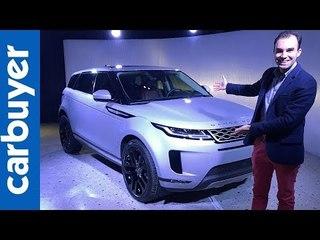 Range Rover Evoque 2019 in-depth walkaround - Carbuyer