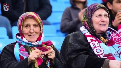 Trabzonspor fanatik kız kardeşleri futbolcularla buluşturdu