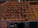 Warcraft 3: Ujimasa Presents New Horde vs. Old Horde - Bat Riders (100 vs. 100)