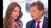 """De Tavernost drague Ophélie Meunier dans """"Le Tube"""" : consternant ?"""