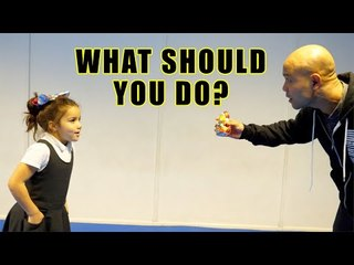 Self Defense for Kids | Master Wong - GNT