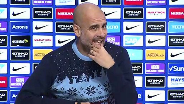 Guardiola says Manchester City need to get momentum back after first defeat