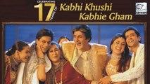 As Kabhi Khushi Kabhi Gham Turns 17,Karan Johar Shares An Emotional Video