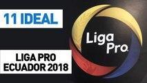 11 ideal | LigaPro Ecuador 2018