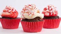 How to Make Chocolate Peppermint Cupcakes