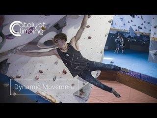 Training Your Dynamic Movement | Catalyst Climbing Training Ep.5