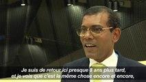 "Climat: ""peu de progrès"" à la COP24 (ex-président des Maldives)"