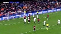 Lénorme raté de Paul Pogba pendant Valence VS Manchester United