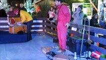 Montélimar : la fête de Noël au kiosque du jardin public a débuté