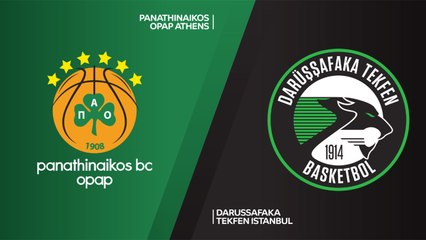 EuroLeague 2018-19 Highlights Regular Season Round 12 video: Panathinaikos 75-67 Darussafaka