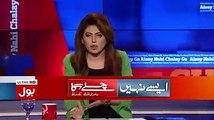 Dr Fizza Khan Grills Murad Saeed